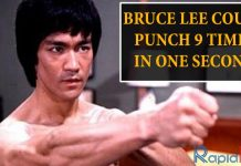 bruce lee records