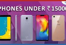 Phones under 15000