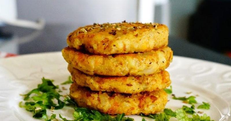 corn tikki recipe