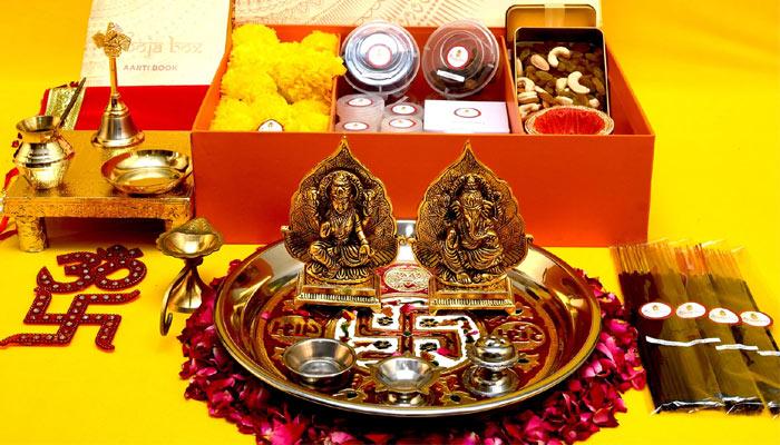 Ganesh Ji Aarti In Diwali