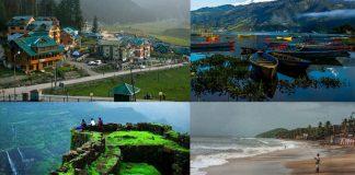 (Best Tourist Destinations In November)
