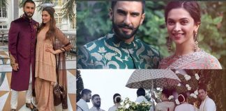 Ranveer Deepika Marriage Images