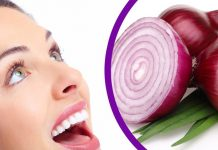 benefits of onion for skin
