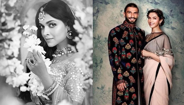 Ranveer Deepika Marriage Images