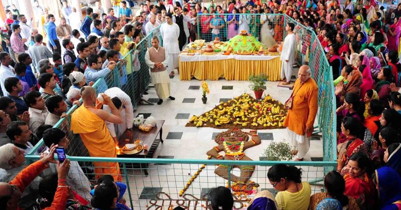 Govardhan Puja Story