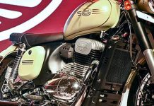 jawa motorcycles india
