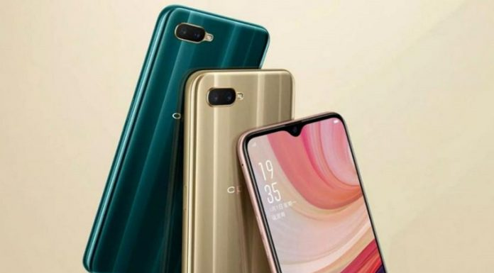 oppo A7 Specification