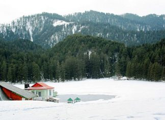 Dalhousie Tourism Places