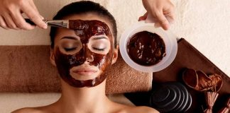 benefits of chocolate for skin