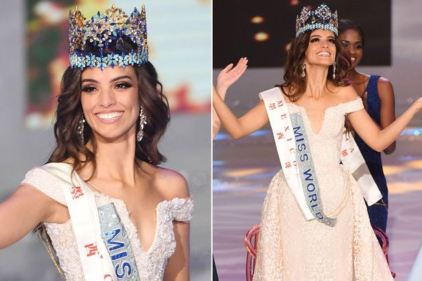 Miss World 2018 Winner