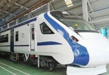 Train 18 Launch Date in India