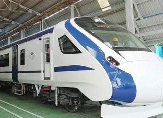 Train 18 Launch Date in India