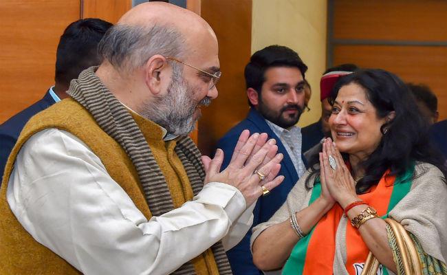 moushumi chatterjee joins bjp