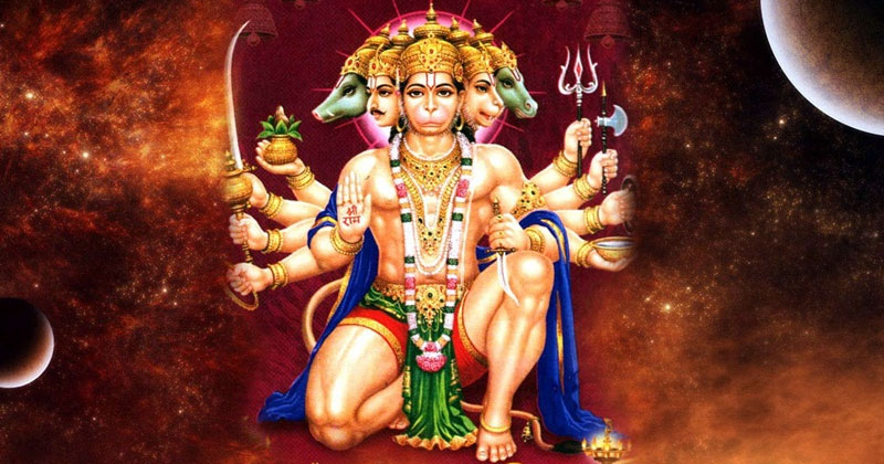 Hanuman ji Facts in Hindi