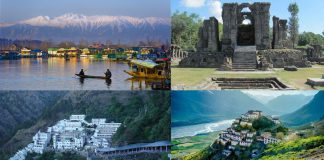 jammu kashmir tourist places