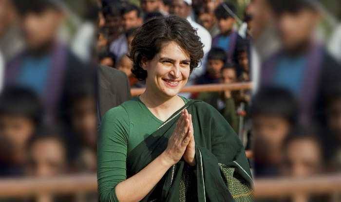 Priyanka Gandhi appointed Congress General Secretary