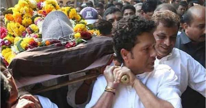 Ramakant Achrekar Death