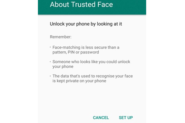 How to lock Whatsapp