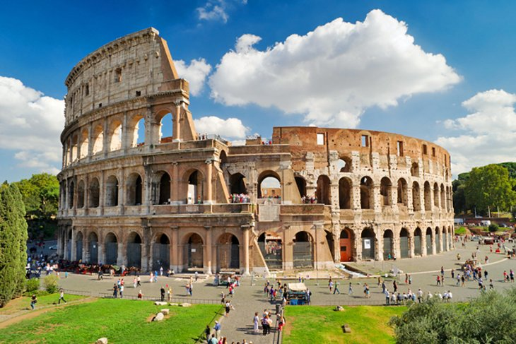 places to visit in italy rome