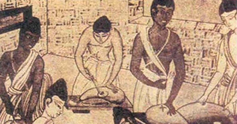 mystery of ancient india