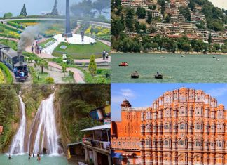 places to visit in north india