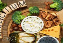 rich calcium food