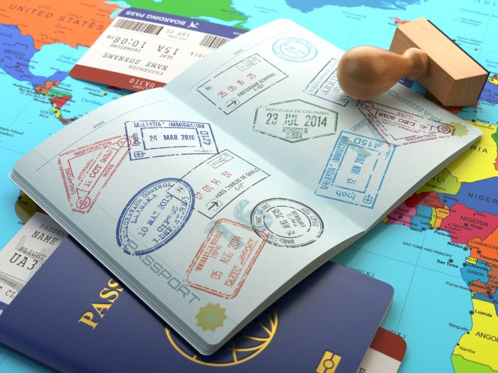 passport history