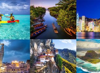 10 visa-free countries for Indians