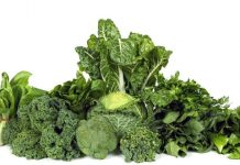 Green vegetable health benefits