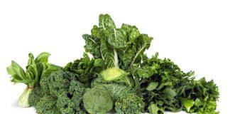 Green vegetable health benefits