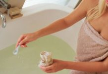 benefits of salt water bath