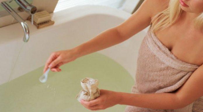 benefits of salt water bath