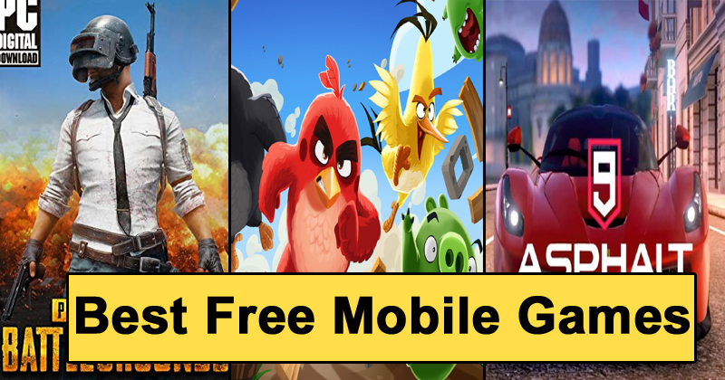 Best free mobile game