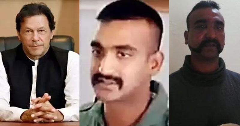 IAF Pilot Abhinandan Varthaman