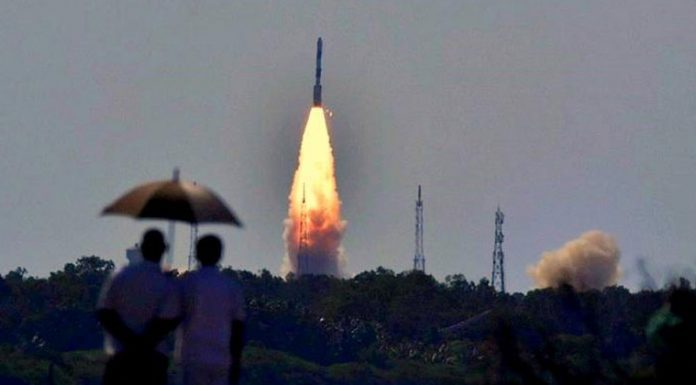 GSAT 31 Launch