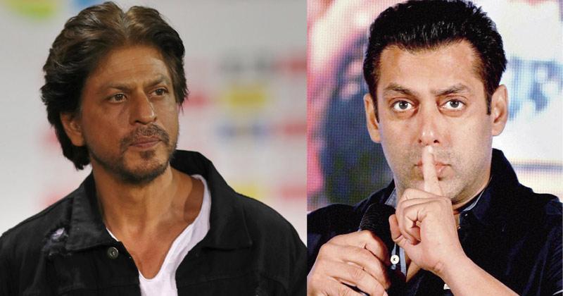 Shahrukh and Salman together