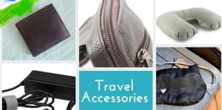 travel accessories for comfortable journey