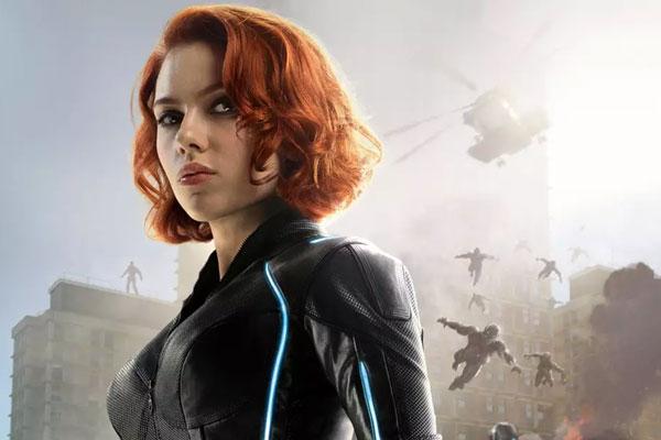 Black Widow Scarlett Johan-Salary of Avengers Actress