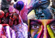 Harmful Effects of Holi Colours