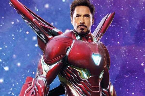 Iron Man Robert Downey Jr.-Salary of Avengers cast