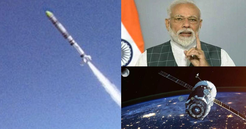 Mission Shakti and ASAT Missile Test