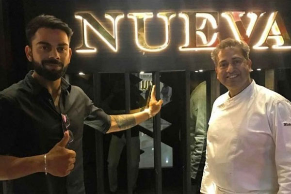 Restaurants Owned By Indian Cricketers