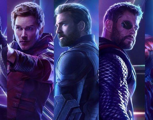 Salary of Avengers Actors-Avengers infinity war
