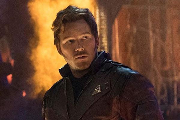 Star Lord Chris Pratt-Salary of Avengers Actors