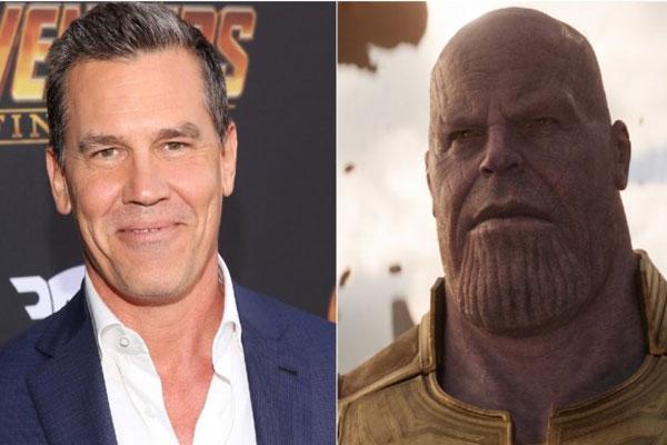 Thanos Josh Brolin-Avengers Actors Salary