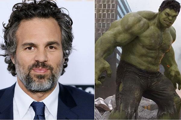 The Hulk Mark Ruffalo-Salary of Avengers Actors