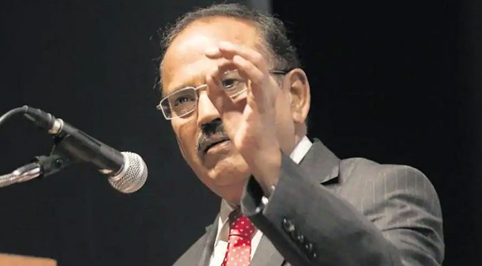 Interesting Facts about Ajit Doval