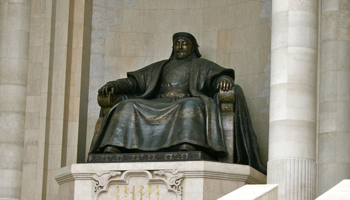 Facts about Genghis Khan