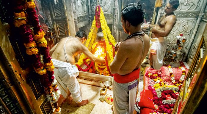 Shri Kashi Vishwanath Temple