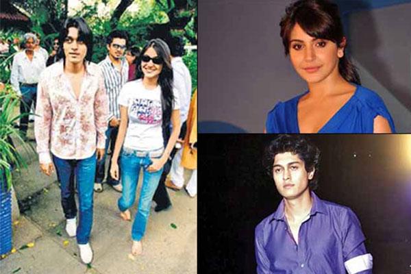 Anushka Sharma and Zoheb Yusuf